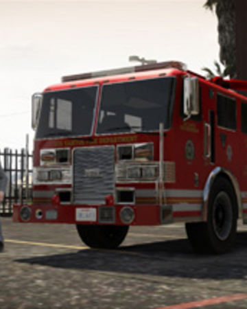 Fire Truck (Heist setup) | GTA Wiki | Fandom