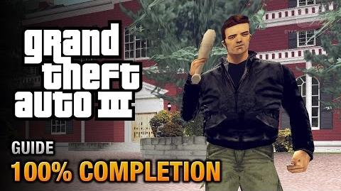 100% Completion in GTA III