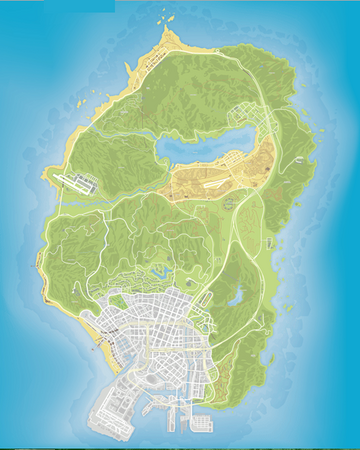 State Of San Andreas Gta Wiki Fandom