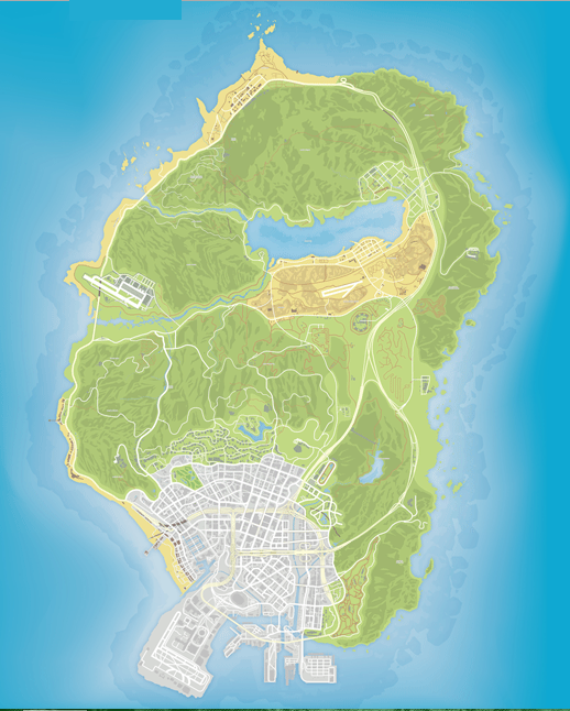 State of San Andreas | GTA Wiki | FANDOM powered by Wikia