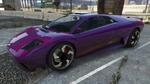 Infernus-GTAO-NPCModified-Purple-FrontQuarter
