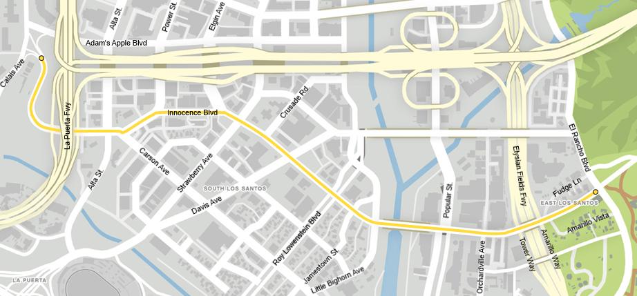 Innocence Boulevard | GTA Wiki | FANDOM powered by Wikia