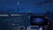 Official PC Screenshot GTAV Facebook Del Perro Beach