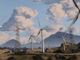 RON Alternates Wind Farm