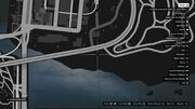 Spaceship Parts GTAVe 43 El Burro Drain Map