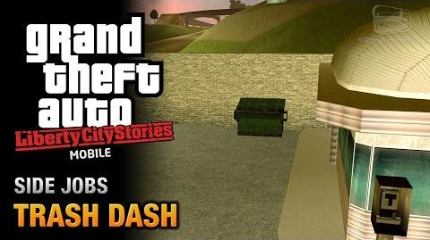 GTA Liberty City Stories Mobile - Trash Dash