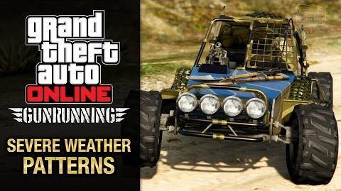 GTA Online Gunrunning - Mobile Operation 1 - Dune FAV (Severe Weather Patterns)