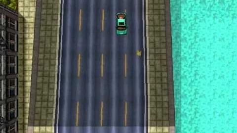 Grand Theft Auto 1 PC Liberty City Chapter 1 - Other Vehicle Mission 3