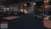 Vehicle Warehouse GTAO Partially Stocked Interior