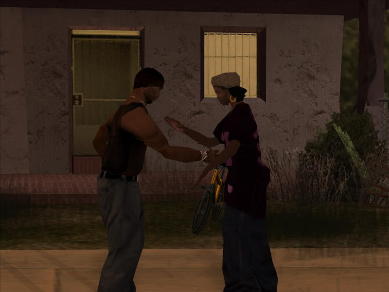 Gta sa beta gameplay | GTA San Andreas Remastered 2019