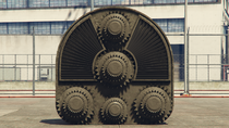 Cutter-GTAV-Front