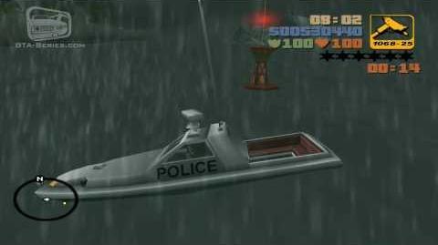 GTA 3 - Walkthrough - Mission 48 - A Drop in the Ocean (HD)