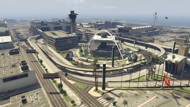 Los Santos International Airport | GTA Wiki | FANDOM powered by Wikia
