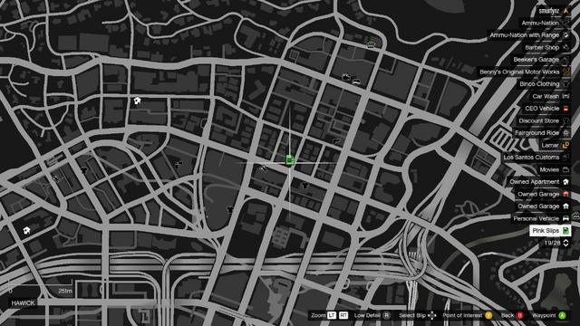 File:Vehicle Export Showroom GTAO Pinkslips Hawick Map.png