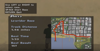Lowrider-Race-Map-GTASA