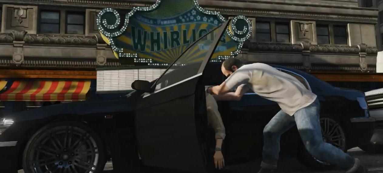 Carjacking | GTA Wiki | FANDOM powered by Wikia