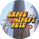 GTA 1 Button