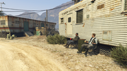 Stab City-GTAV-The Lost MC at start of the game