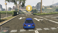 Vehicle Import Race Bet GTAO Casino to El Gordo Start