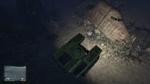 Wreck CargoPlane Zancudo GTAV Nose