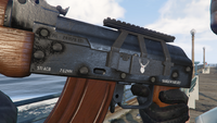 Compact Rifle-GTAV-Markings
