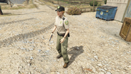 Time to Get Away-GTAO-Park Ranger