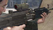 Combat MG-GTAV-Markings