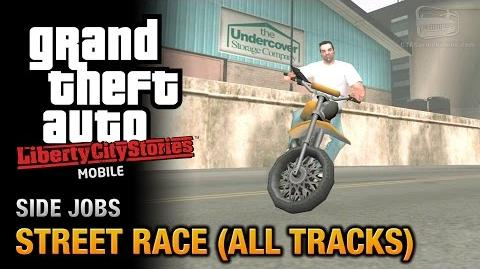Races in GTA Liberty City Stories
