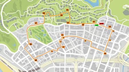 VinewoodStarTours-GTAV-GuideMap