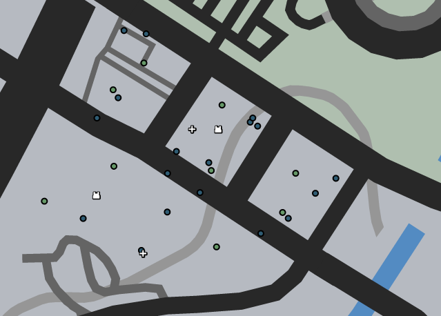East Vinewood LTS GTAO Map