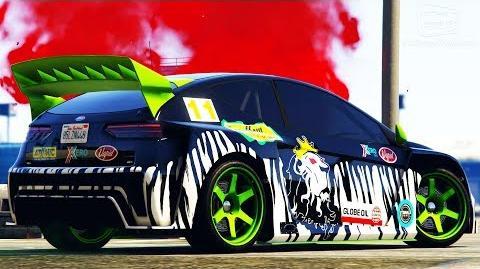 GTA Online SA Super Sport Series - Vapid Flash GT