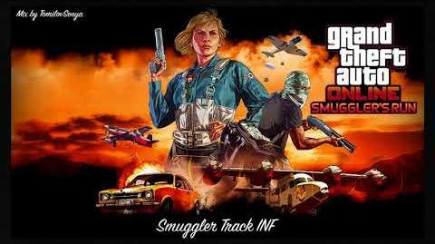 GTA Online Smuggler's Run Original Score — Smuggler Track INF
