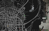 Vehicle Export Showroom GTAO Pinkslips Mirror Park Map