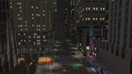ColumbusAvenue-GTAIV-Night