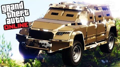 GTA Online - HVY Nightshark -Gunrunning Update-