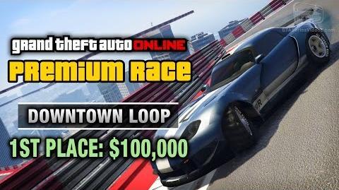 Stunt - Downtown Loop