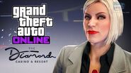 GTA Online The Diamond Casino & Resort - All DLC Content Clothing, Penthouse, Casino, Cars & More