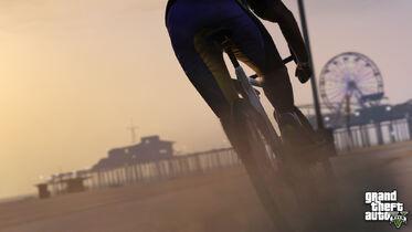 Bycicle-GTAV
