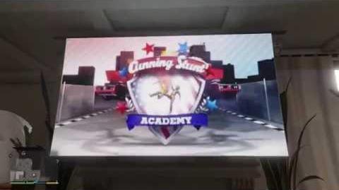 Cunning Stunt Academy GTAV Commercial