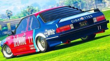 GTA Online Ubermacht Zion Classic