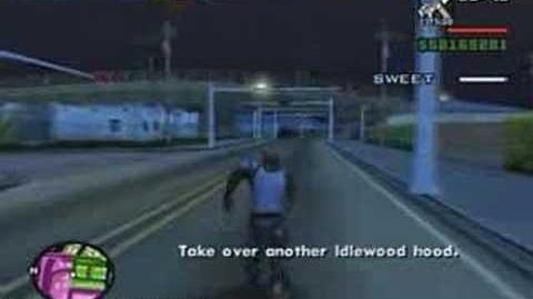 GTA San Andreas - ps2 - 101 - Grove 4 Life