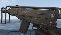 Mini SMG-GTAV-Markings