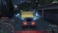 Vehicle Export Specialist GTAO Madrazo Screenshot