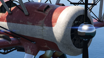 Duster-GTAV-Engine