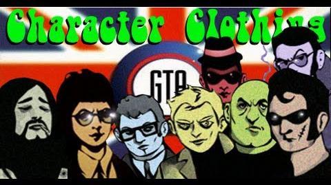 Protagonists in GTA London