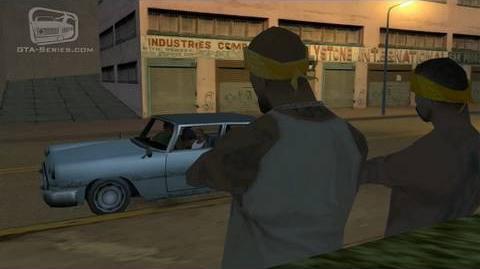 GTA San Andreas - Walkthrough - Mission 14 - Running Dog (HD)