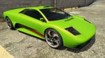 Infernus-GTAO-NPCModified-Green-FrontQuarter