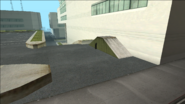 SanFierroMedicalCenter-GTASA-Parking Entrance