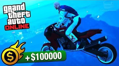 GTA Online Premium Race - 45°