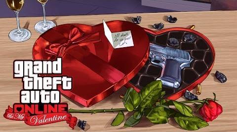 Grand Theft Auto Online Be My Valentine